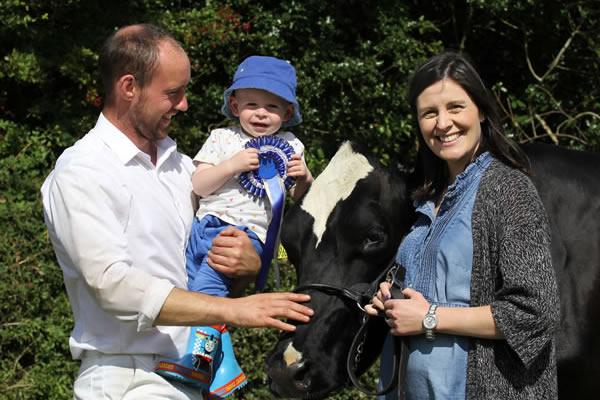 Sioe Llandysul 2017 - family time