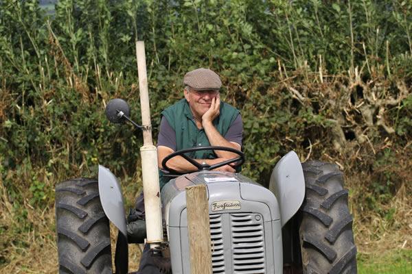 Sioe Llandysul 2017 - tractor